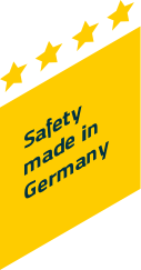 Safety made in Germany